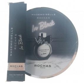 Rochas Mademoiselle Rochas In Black parfémovaná voda pro ženy 1,2 ml, vialka