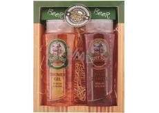 Bohemia Gifts Beer Spa sprchový gel 250 ml + šampon na vlasy 250 ml, dárková sada