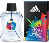 Adidas Team Five toaletní voda pro muže 100 ml