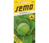 Semo Zelí hlávkové jarní Sláva F1 50 semínek