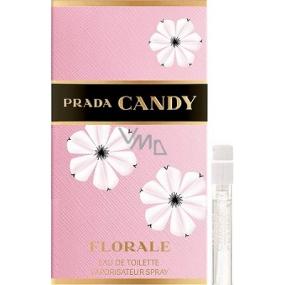 DÁREK Prada Candy Florale toaletní voda pro ženy 1,5 ml s rozprašovačem, vialka