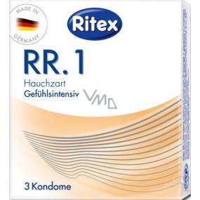 Ritex RR.1 kondom velmi jemný 3 kusy