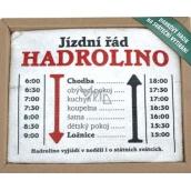 Bohemia Gifts & Cosmetics Dárkový hadr na sváteční vytírání Hadrolino 1 kus