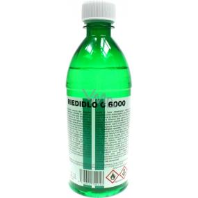 ŠK spektrum Ředidlo S 6000 k ředění nitrocelulózových nátěrových látek 370 g