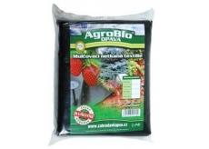 AgroBio Mulčovací netkaná textilie černá 1,6 x 10 m