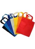 Taška nákupní různé barvy 34 x 40 x 9,5 cm 10150