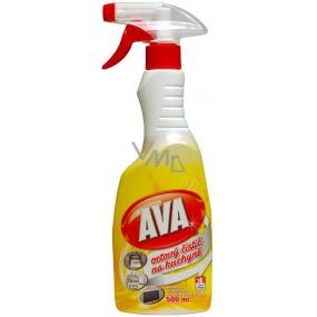 Ava Na kuchyně octový čistič rozprašovač 500 ml