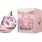 Police To Be Tattooart for Woman parfémovaná voda 40 ml