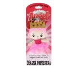 Albi Andělíček strážníček - Úžasná princezna přívěsek 8,5 cm