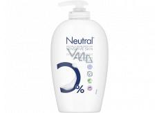 Neutral Intimate Wash mycí emulze pro intimní hygienu dávkovač 250 ml