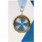 Albi Papírové přání do obálky Přání s medailí - Oslavenec roku