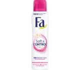 Fa Soft & Control Orange Blossom Scent antiperspitant deodorant sprej pro ženy 150 ml