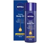 Nivea Q10 Plus Firming Body Oil Zpevňující tělový olej 200 ml