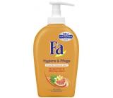 Fa Hygiene & Care Grapefruit & Milk Protein tekuté mýdlo 300 ml