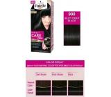Schwarzkopf Palette Perfect Color Care barva na vlasy 900 Hedvábný sytě černý
