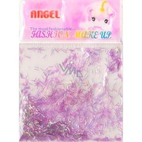 Angel Ozdoby na nehty pásky fialové 2 g