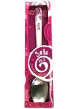 Nekupto Twister Lžička se jménem Soňa růžová 16 cm