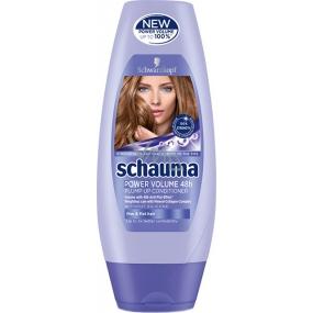 Schauma Power Volume 48h balzám pro větší objem jemných a zplihlých vlasů 200 ml
