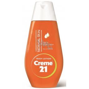 Creme 21 Normal Skin tělové mléko s pro-vitaminem B5 250 ml