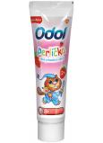 Odol Perlička nová jahodová chuť zubní pasta pro děti od 2 let 50 ml