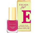 Escada Joyful lak na nehty lak na nehty růžový 4,5 ml