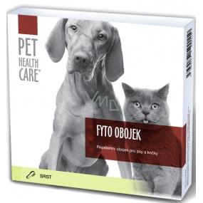 Pet Health Care Fyto Biocidní obojek pro psy a kočky s účinností proti klíšťatům a blechám. Délka 65 cm.
