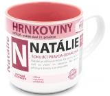 Nekupto Hrnkoviny Hrnek se jménem Natálie 0,4 litru