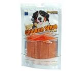 Magnum Kuřecí svalovina měkká, přírodní masová pochoutka řezaná na tenké proužky pro psy 80 g