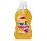 Perwoll Care & Condition tekutý prací gel omezuje žmolkování a třepení vláken 15 dávek 900 ml