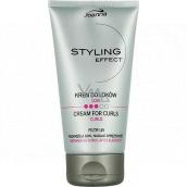Joanna Styling Effect Cream For Curls krém na zvýraznění loken a kadeří 150 g