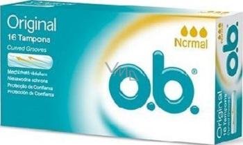 o.b. Original Normal tampony 1...