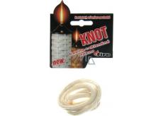Fire Knot bavlněný + skleněné vlákno kulatý určený pro pochodně 1 kus