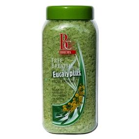 Bohemia Gifts Eucalyptus relaxační sůl do koupelel 900 g