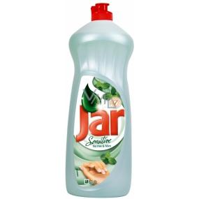 Jar Sensitive Tea Tree & Mint mycí prostředek na nádobí patent technologie 1 l