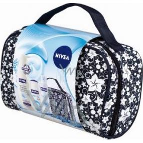 Nivea Kazsoft tělomé mléko 400 ml + sprchový gel 250 ml + antiperspirant 150 ml + taška, pro ženy kosmetická sada