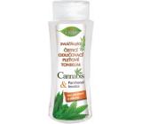 Bione Cosmetics Cannabis čisticí odličovací pleťové tonikum 255 ml