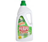 Pulirapid Casa Muschio Bianco bílý muškát univerzální tekutý čistič se čpavkem a alkoholem na všechny domácí omyvatelné povrchy 1,5 l