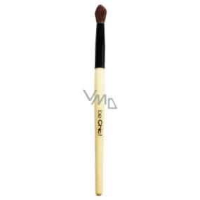 Be Chic! Professional White B 12 kosmetický štětec na oči kulatý, přírodní vlas poníka 17 cm