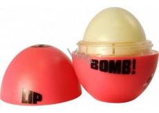 W7 Lip Bomb! balzám na rty Raspberry 12 g