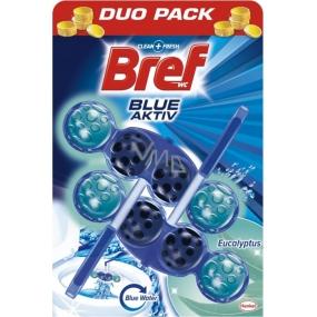 Bref Blue Aktiv Eucalyptus Wc blok 2 x 50 g