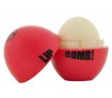 W7 Lip Bomb! balzám na rty Pink Cherry 12 g