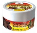 Bione Cosmetics Bio Arganový olej & Karité Kosmetická toaletní vazelína 150 ml