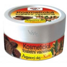 Bione Cosmetics Arganový olej & Karité Kosmetická toaletní vazelína 150 ml