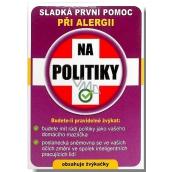 Nekupto Sladká první pomoc 2 Ovocné žvýkačky při alergii Na politiky 10 ks