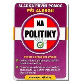 Nekupto Sladká první pomoc 2 Ovocné žvýkačky při alergii Na politiky 10 ks 011