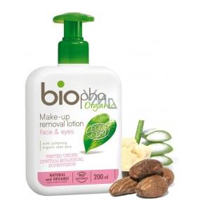 BioPha Aloe Vera odličovací pleťová voda v biokvalitě dávkovač 200 ml