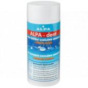 Alpa-Dent s bělicími účinky přípravek na čištění umělého chrupu 150 g