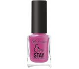 Dermacol 5 Day Stay Dlouhotrvající lak na nehty 17 Pink Affair 11 ml
