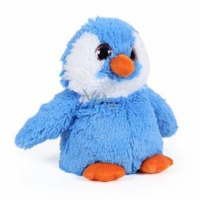 Albi Hřejivý plyšák Tučňák modrý 25 cm x 20 cm 750 g