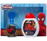 Marvel Spiderman toaletní voda pro děti 100 ml + 2v1 sprchový gel 300 ml, kosmetická sada
